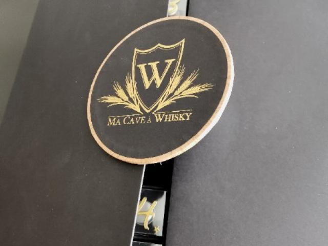 Création d'un calendrier de l'Avent whisky par Ma cave à Whisky à Caen